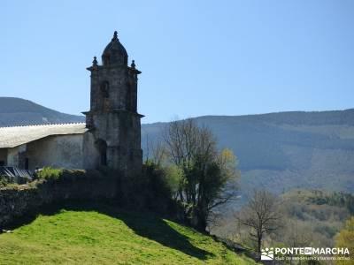 Sierra del Caurel (Serra do Courel) rutas madrid senderismo excursiones organizadas desde madrid sen